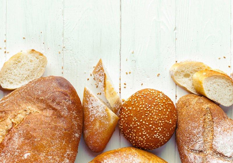 gluten hvad er det - brød med gluten