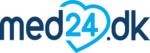 Med24 logo forhandler Fiberhusk