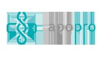 apopros logo forhandler af fiberhusk